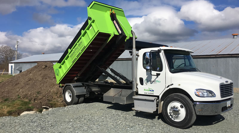 Dump Trucking and Hauling Services In Sidney, Saanich, and Victoria BC.